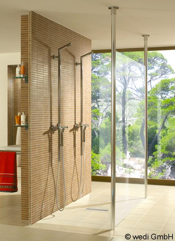 Fundo Trollo Shower Wall Panel Collection By Wedi